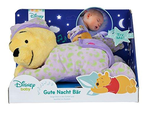Simba - Disney Winnie The Puuh Gute Nacht Bär