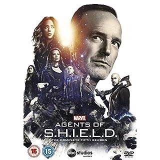 Marvel's Agents Of S.H.I.E.L.D. SEASON 5 [DVD] [2018]