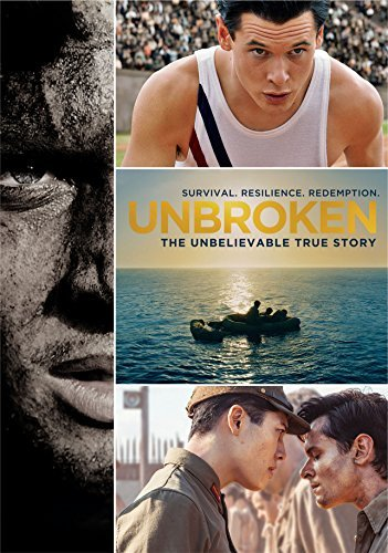 Unbroken by Jack O'Connell