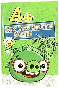 Interdruk ZESABC - Libro de Ejercicios A6 16#, Angry Birds Classic