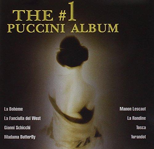 #1 Puccini Album [Import USA]