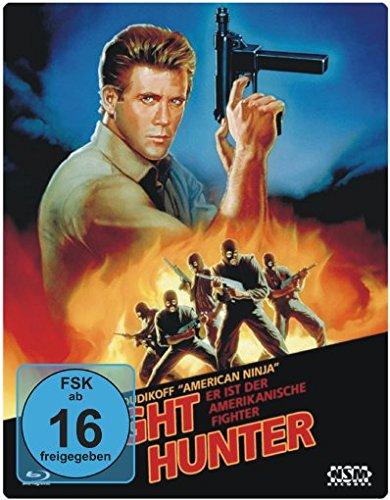Night Hunter - Uncut - Futurepak mit 3D Lenticular [Blu-ray]
