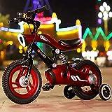 KY Vélo Enfants 18 '' 21 '' Moto Enfants Enfants Stabilisateurs Vélo...
