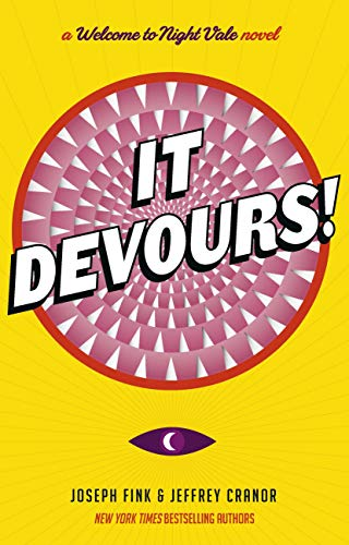 It Devours!: A Night Vale Novel (English Edition)