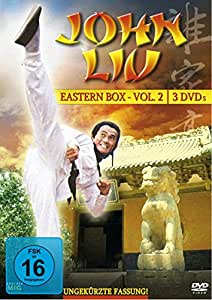 John Liu - Eastern Box Vol. 2 (3 DVDs)