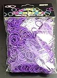 ALANNAHS ACCESSORIES Bracelet Bricolage de Bricolage de Bandes de Twistz de métier à Tisser remplissant des remplissages 600 ou 1200 ou 1800