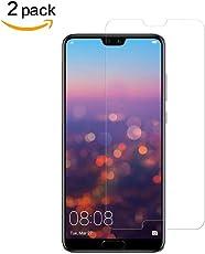 Keeboo [2 Stück]Für Huawei P20 Pro Panzerglas Schutzfolie, 9H Härte/Gute Qualität/Anti-Kratzer/Einfaches Anbringen/Displayschutz Gehärtetem Glas Displayschutzfolie Folie für Huawei P20 Pro