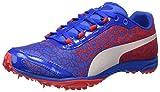 Puma Men's Evospeed Haraka 4 Multisport Outdoor Shoes Lapis Blue-Toreador 01 9.5 UK