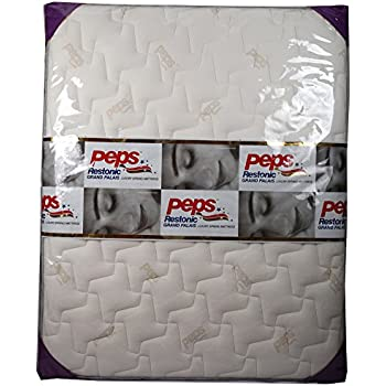 Peps King Crystal Mattress (Cream, 75x72x8 inches)