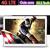 Android tablet 10.1 inch 4G LTE tablet pc Octa Core 4G RAM 64G ROM Dual SIM card GPS IPS 2560X1600 tablet pcs with Bluetooth & Capacitive Touch