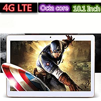 10 6 inch Tablet PC Octa Core MTK Android 6 0 4G LTE Phone Call Dual