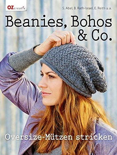 Beanies, Bohos & Co.: Oversize-Mützen stricken -