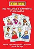 BSL FEELINGS & EMOTIONS FLASHCARDS (LET'S SIGN BSL)