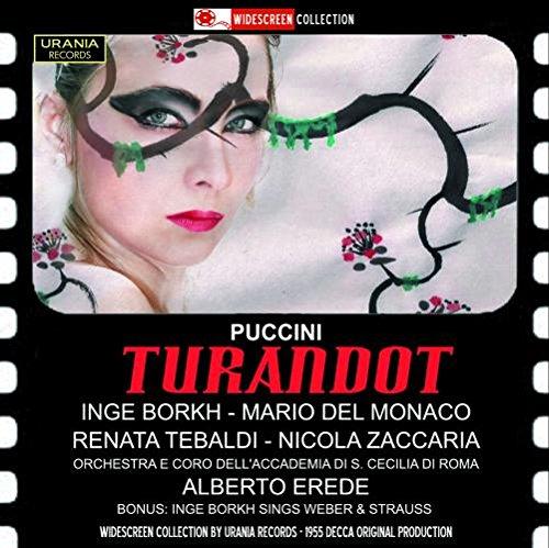 Giacomo Puccini : Turandot