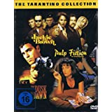The Tarantino Collection - Jackie Brown, From Dusk till Dawn, Pulp Fiction