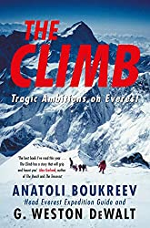 The Climb: Tragic Ambitions on Everest