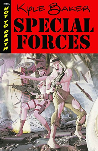 Special Forces Volume 1 (Special Forces (Image Comics)) by Kyle Baker (11-Jun-2009) Paperback