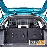 Travall Guard Hundegitter TDG1504 - Maßgeschneidertes Trenngitter in Original Qualität
