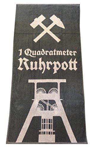Unbekannt Funice 11180 Badetuch 1 qm Ruhrpott