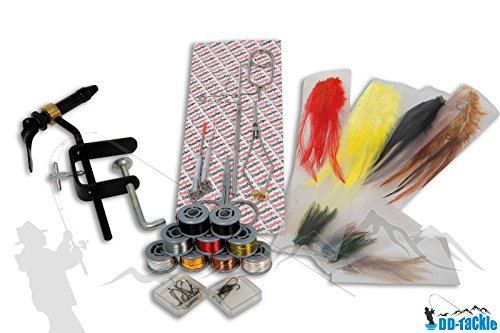 30 pezzi Alpi Fly Fly Set accessori Set
