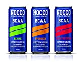 Nocco BCAA, Mix Pack (12 x 330 ml)
