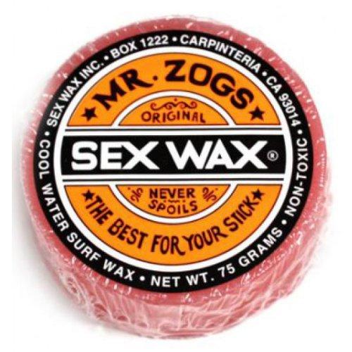 Wax Surf Sex Wax Cool orange