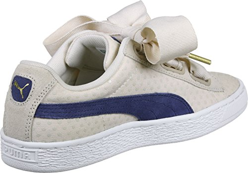 Puma., Damen, braun/blau (Oatmeal-Twilight Blue), 38.5 EU