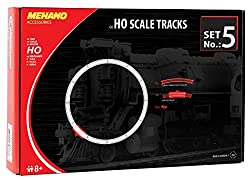 Mehano F105 Gleis-ergänzungspackung, 24 Stück