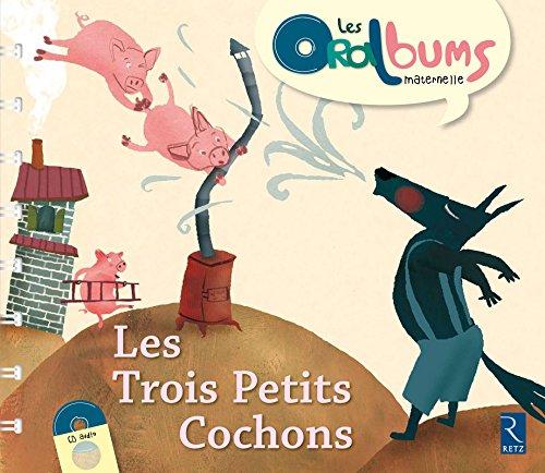 Download Les trois petits cochons (+ CD audio)