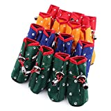 Süße Stiefel Wasserdichte Dog Boots Soft und Anti-Rutsch-Boden Regen Stiefel Schuh mit elastischen Befestigungsband für deine Haustiere