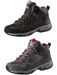 McKinley Chaussures de Multi Cisco II Aqx W–Grey Light/rose Dar