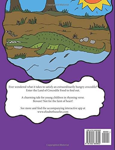 In the Land of Crocodile Food: Volume 1 (Lua and Mia Books)