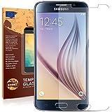 Samsung Galaxy S6 Verre Trempé Protection écran de meilleure qualité de Zooky®