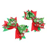 Generic Girls Bow Boutique Christmas Bow...