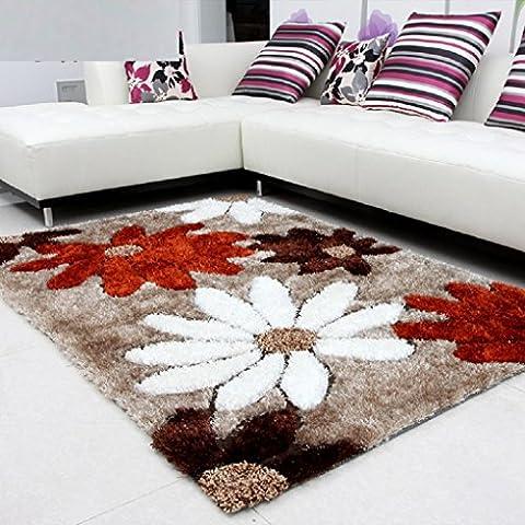 sala de mesa de café dormitorio alfombra alfombra de la estera de la alfombra sofá cojín jardín de estilo europeo moderno minimalista