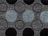 Möbelstoff Stage Point 3083 (grau, dunkelgrau, schwarz) -