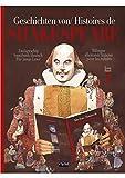 Geschichten von Shakespeare/Histoires de Shakespeare: Zweisprachig französisch/deutsch Für junge Leser - Bilingue français/allemand pour les enfants
