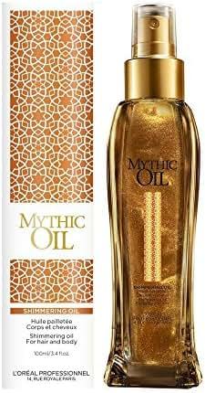 L'Oréal Mythic Oil Huile Pailletée 100 ml