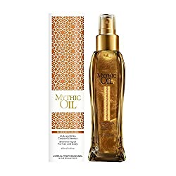 LOreal Professionnel Mythic Oil Shimmering For Hair & Body 100ml