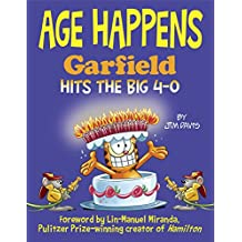 Age Happens: Garfield Hits the Big 4-0 (English Edition)