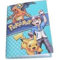 مجموعة بطاقات بوكيمون، كتاب الألبوم، من قائمة الأعلى تحميلاً في بطاقات اللعب، ألبوم حامل بطاقات لعب البوكيمون، ألعاب بوكيمون لهدايا إبداعية