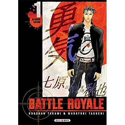 Battle Royale - Ultimate Edition T01