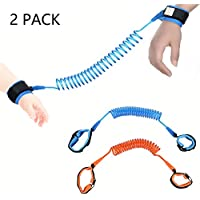 LVEDU 2 Cinturones de Seguridad para bebé, antipérdida, 1,5 m, Correa de Seguridad para Niños, 1,5 m