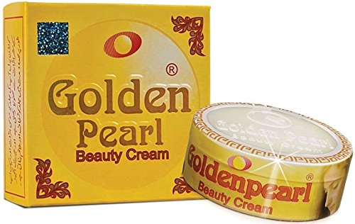 Golden Pearl Beauty Cream Whitening Pimple Spots Anti ageing Removing Cream