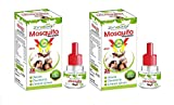 Zindagi Herbal Mosquito Repellent Vaporizer (Pack Of 2)