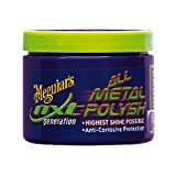 Best Metal Cleaners - Meguiar's NXT Generation Metal Polysh Review