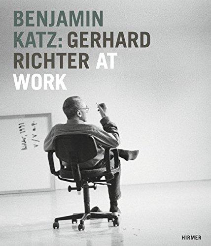 Benjamin Katz: Gerhard Richter at work: Katalogbuch zu den Ausstellungen in der Kunsthalle Bremerhaven vom 5.2.-18.3.2012 und im Centre Pompidou in Paris vom 3.6.-24.9.2012