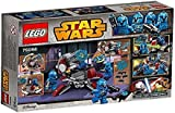 Lego 75088 Star wars - Senate commando Troopers