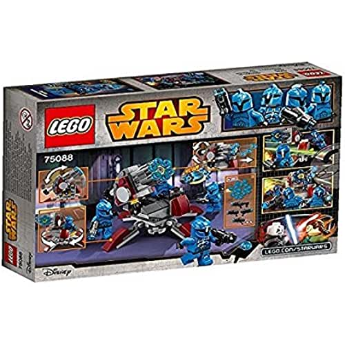 dia del orgullo friki LEGO Star Wars - Senate commando troopers, multicolor (75088)