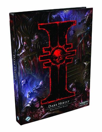 Dark Heresy Second Edition Core Rulebook (Warhammer 40,000 Roleplay) por Fantasy Flight Games